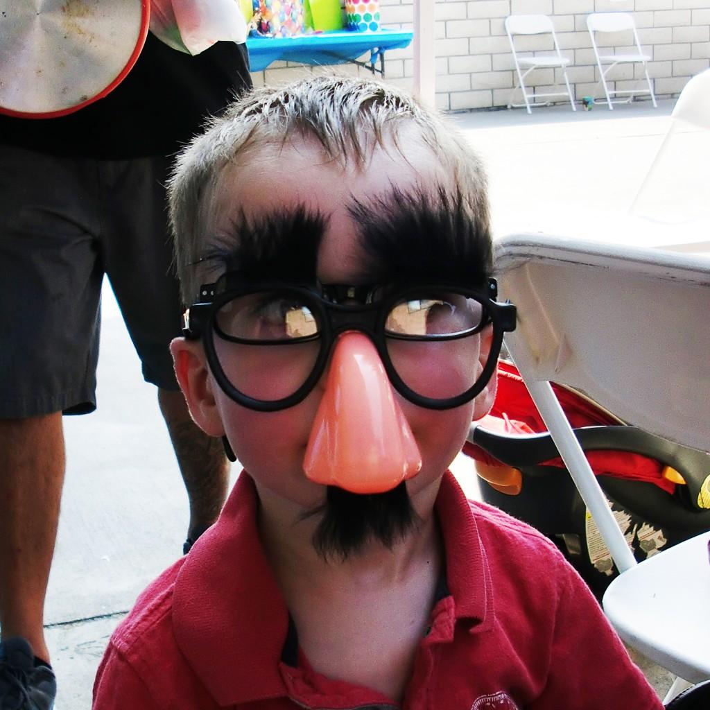 GrouchoMask