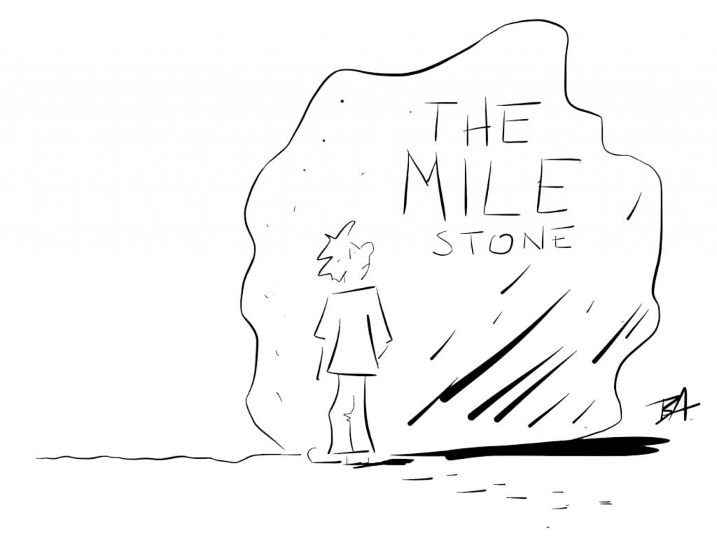 TheMileStoneBW