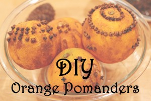 DIY Orange