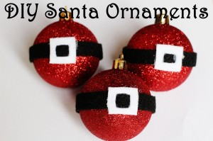 DIY Santa
